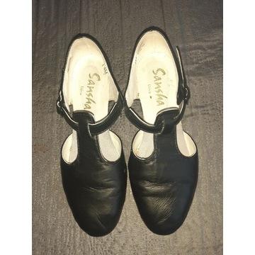 Charakterki Sansha Diva 4M - buty do tańca