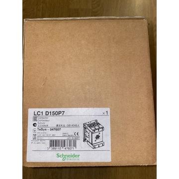 schneider LC1D150P7