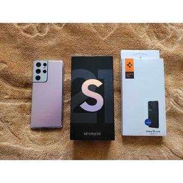 Samsung Galaxy S21 Ultra 16/512 + gratisy