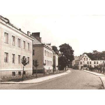ŁOBEZ --- DOMY --- 1967