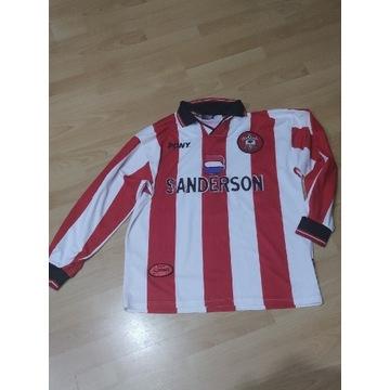 Pony Southampton Long t-shirt #7 Sanderson 97/99