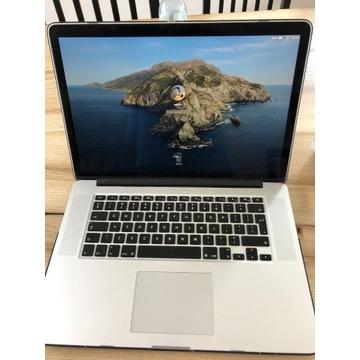 "Macbook PRO 15"" Retina Model A1398 2014 Tanio!"