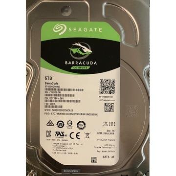 DYSK SEAGATE ST6000DM003 6TB SATA