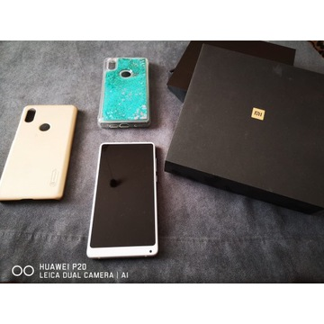 Xiaomi mi mix 2s 6/128gb biały gwarancja