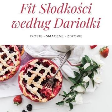 FIT Słodkości według Dariolki - eBook
