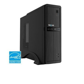 Komputer biurowy 3,7GHz, 4GB RAM, 128GB SSD, WIFI