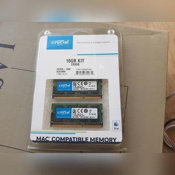 Crucial DDR3L 2x8GB 1600MHz (CT102464BF160B)
