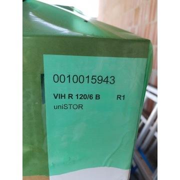 Zasobnik Vaillant VIH 120l +zestaw przyłączeniowy
