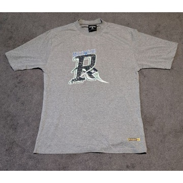 T-Shirt Koszulka RocaWear Jay-Z roz. XL szara