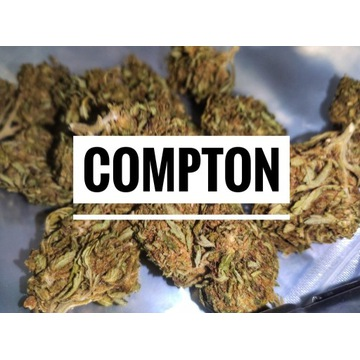 """Owocowy """"Compton"""" CBD 17% susz konopny 5g"""