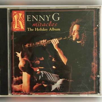 Kenny G Miracles The Holiday Album