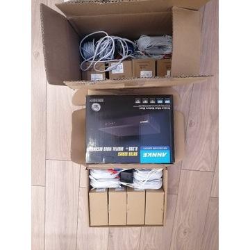 Monitoring dekoder+8 kamer