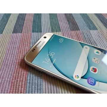 SAMSUNG S7 32GB Gold Platinum - Komplet za GROSZE
