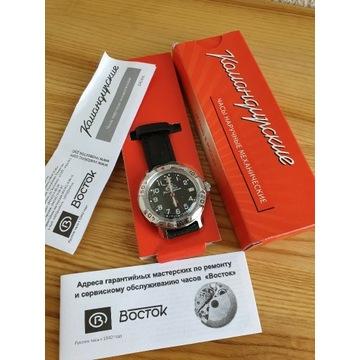 Zegarek Wostok Vostok Komandirskie Czołg Rosja