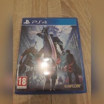 Devil May Cry V PS4