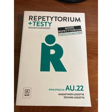 Repetytorium + Testy AU.22