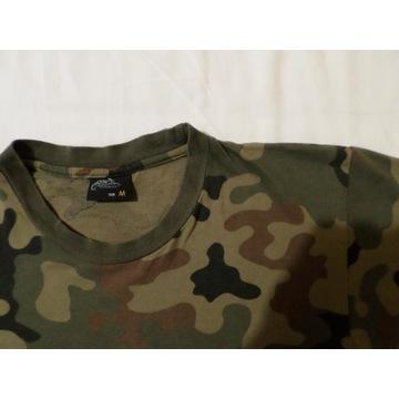 Koszulka T-shirt HELIKON-TEX PL WOODLAND WZ.93;r.M