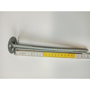 Kołek 24 cm 240 mm montaż izolacji styropianu