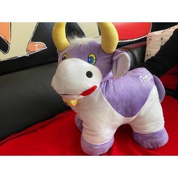 wielka maskotka krowa Milka pluszak nowy zabawka