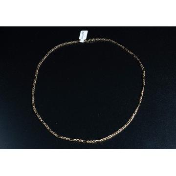 Łańcuszek z 18 karatowego żółtego złota