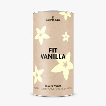 Natural Mojo Fit Vanilla koktajl białkowy