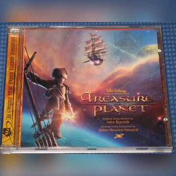 JAMES NEWTON HOWARD TREASURE PLANET