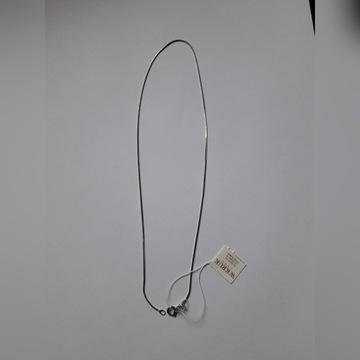 Srebrny łańcuszek w.kruk 42 cm