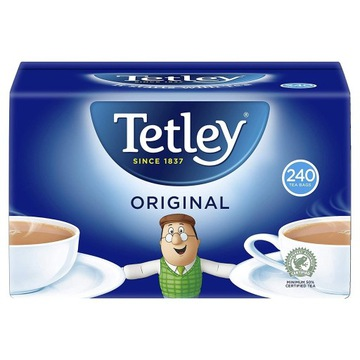 Tetley Original - Herbata Czarna 240szt - UK