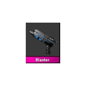 ROBLOX Murder Mystery 2 Blaster