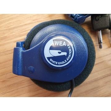 Słuchawki samolotowe WEA - dla kolekcjonerów