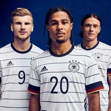 koszulka authentic Niemcy - ADIDAS - L nowa nr 7