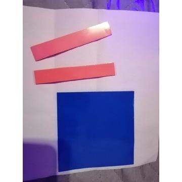 Thermopads 100x15x1.5 mm + 100x100x1.5 mm | 6W/mK