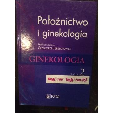 Położnictwo i ginekologia tom 2 ginekologia