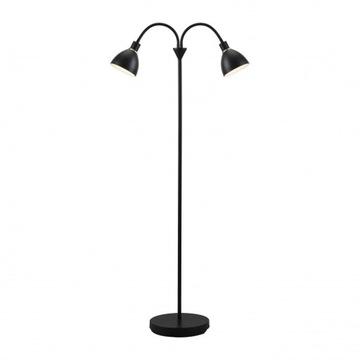 Lampa stojąca Nordlux Ray Czarna kod:143025