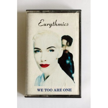 Eurythmics - We Too Are One kaseta