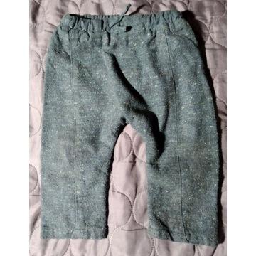 Spodnie ZARA pumpy ocieplane:)