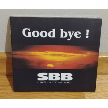 SBB - Good bye!