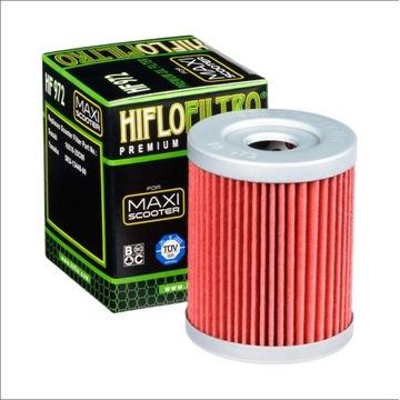 Filtr oleju HiloFiltro HF972
