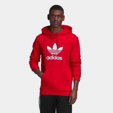 Adidas Originals BLUZA Z KAPTUREM TREFOIL .Now! XL