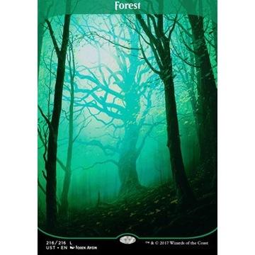 Forest – Unstable FULL-ART