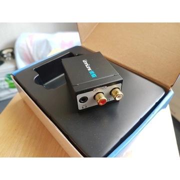 Cyfrowo-Analogowy Konwerter Audio