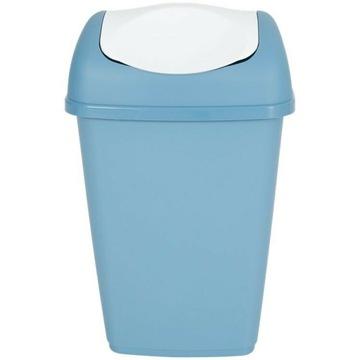 Kosz na śmieci 15 litrów   Do kuchni biura łazienk