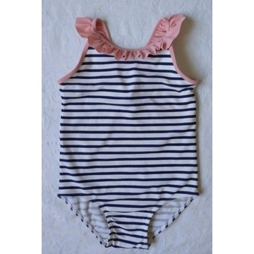 H&M kostium kąpielowy jednoczęściowy roz. 98