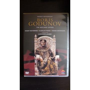 Bolshoi Opera - Mussogsky - Boris Godunov (DVD)
