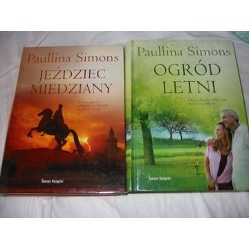 SIMONS JEZDZIEC MIEDZIANY+OGRÓD LETNI+PRZEPISY
