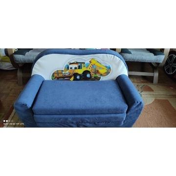 Sofa dziecięca rozkładana
