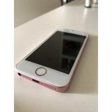 iPhone SE 32gb rose różowy