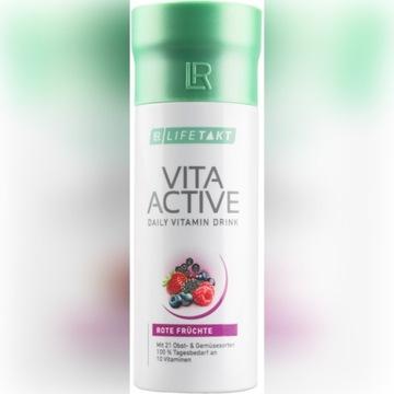 LR LIFETAKT Vita Active Red Fruit Witaminy