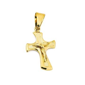 Złoty krzyżyk Warszawski, próba 585