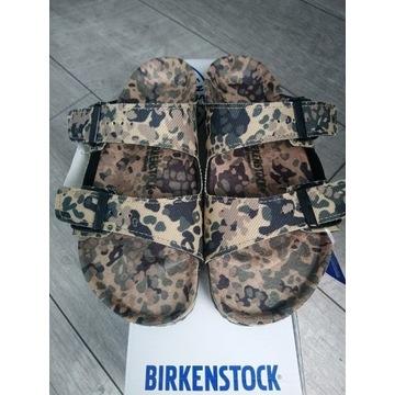 BIRKENSTOCK arizona camo khaki 32